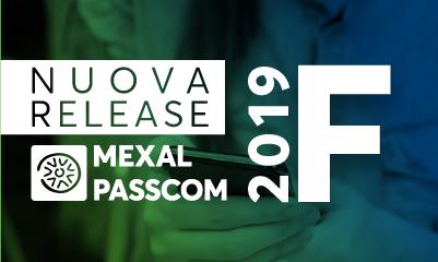 NUOVA VERSIONE 2019F MEXAL E PASSCOM