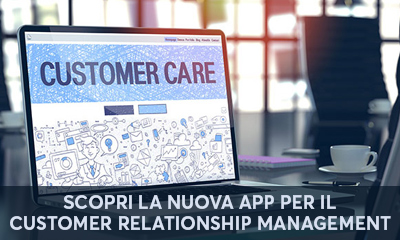 "NUOVA APP ""CUSTOMER CARE"""