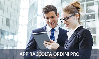 SOFTWARE RACCOLTA ORDINI