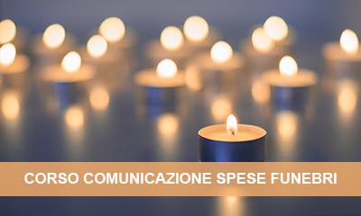 COMUNICAZIONE SPESE FUNEBRI