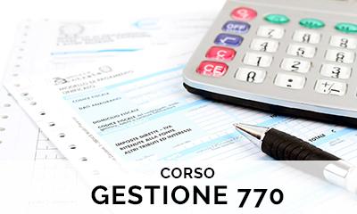 CORSO GESTIONE 770