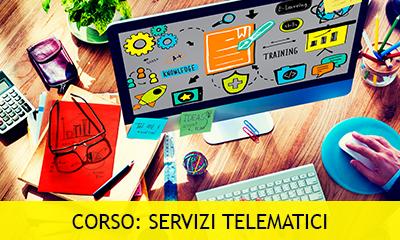 CORSO SERVIZI TELEMATICI