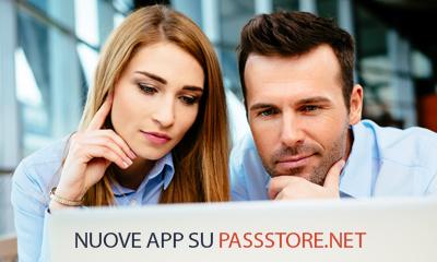 NUOVE APP SU PASSSTORE.NET