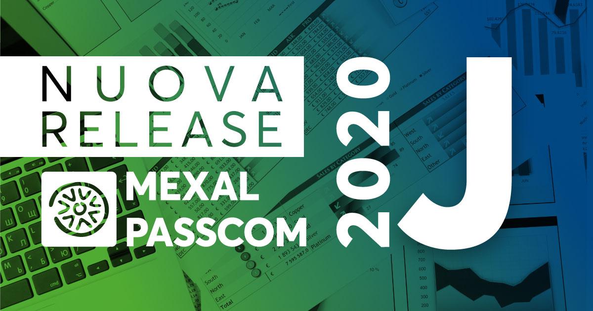 NUOVA VERSIONE 2020I MEXAL E PASSCOM
