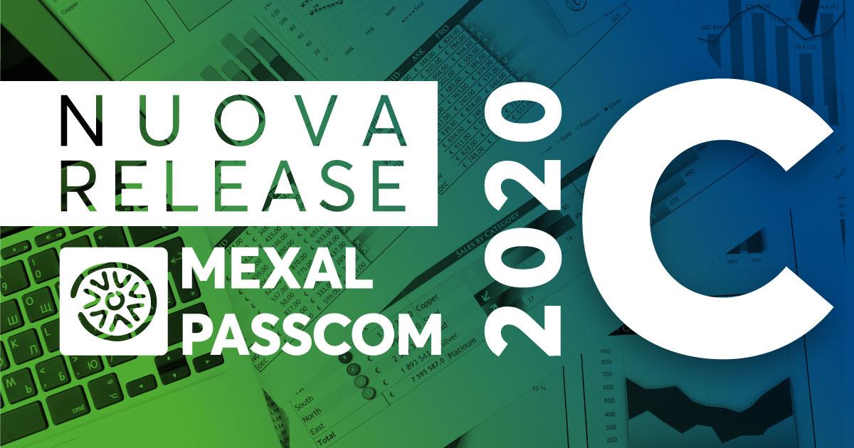 NUOVA VERSIONE 2019H MEXAL E PASSCOM